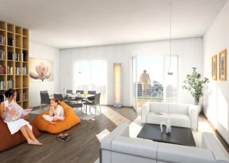 Praze se prodalo ve druhém čtvrtletí téměř 2000 nových bytů