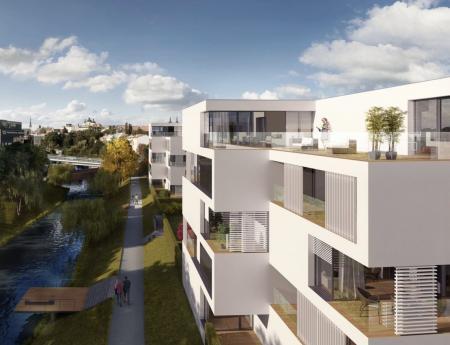 Zelené střechy s podporou Nová zelená úsporám