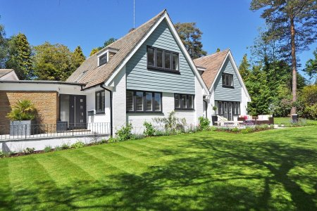 Jakou vybrat ideální velikost pozemku pro stavbu rodinného domu