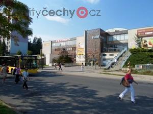 foto Pronájem obchodních prostor v nákupním centru LUNA Liberec