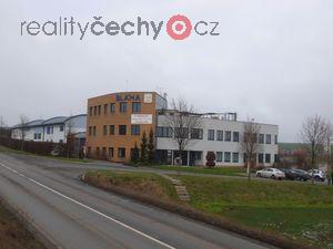 foto Skladovací areál s admin. budovou Velké Přílepy