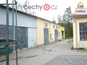 foto Pronájem výrobních či skladových prostor v Havlíčkově Brodě.