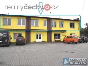 foto Pronájem komerčních prostor 380 m2 v Domažlicích.