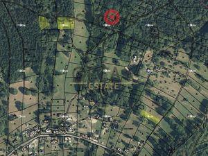 foto 0.5 ha pozemků v k.ú. Šumburk nad Desnou