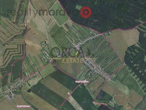 foto Spoluvlastnický podíl na pozemcích v k.ú. Starý Poddvorov