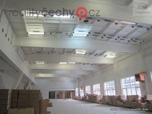 foto Pronájem nově zrekonstruovaného průmyslového areálu u Humpolce. Okr. Pelhřimov