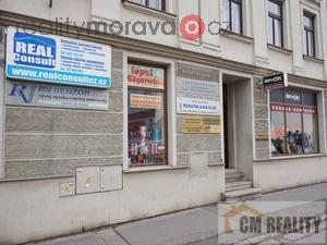 foto Prostějov, Poděbradovo nám., pronájem komerčního prostoru  cena 4600,-/měsíc + energie a služby