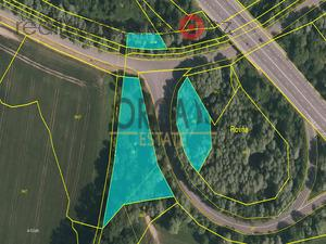 foto 0,5 ha pozemků v k.ú. Dub u Nového Jičína