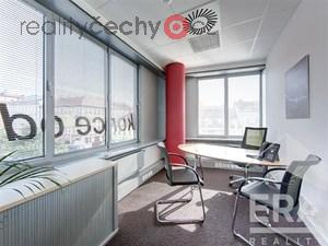 foto Pronájem kanceláří od 23 m2, ul.Nádražní 344/23, Praha 5.