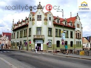 foto Pronájem nebytových prostor v Dolní ulici. Havlíčkův Brod