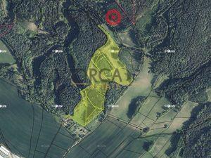 foto 4,9 ha pozemků v k.ú. Borovnička