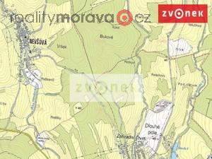 foto Lesní pozemky v k.ú. Slavičín, Nevšová, Divnice