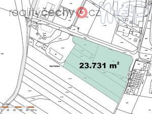 foto Stavební pozemky v průmyslové zóně města Polná, v blízkosti D1