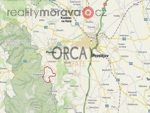 foto 0,2 ha pozemků v k.ú. Prostějovičky