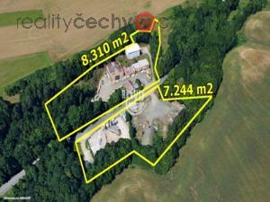 foto Nabízíme k prodeji výrobně-administrativní areál bývalých dílen v Ledči nad Sázavou