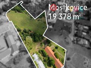 foto Prodej pozemků, Mostkovice