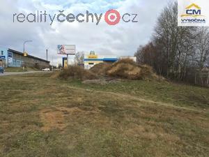 foto Pronájem zpevněného pozemku 1.855m2 v Havlíčkově Brodě.