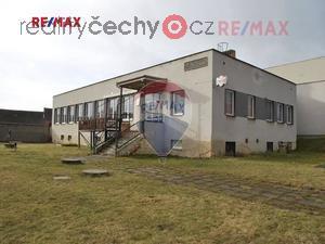 foto Prodej komerční budovy 864m2 - Cehnice okr. Strakonice
