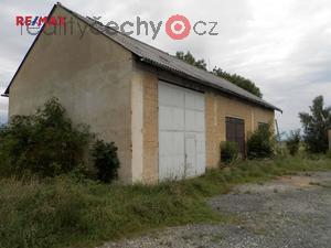 foto Prodej stodoly na stavebním pozemku v obci Vrábče