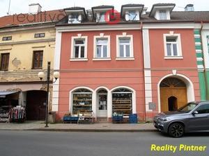 foto PRONÁJEM obchodu v Rožmitále pod Třemšínem, Náměstí.