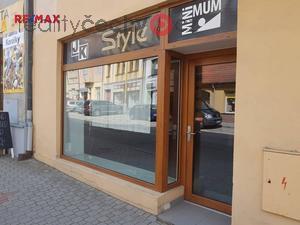 foto Pronájem obchodního prostoru 95m2 - Milevsko