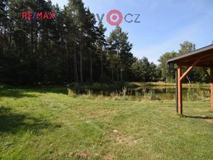 foto Prodej stavebního pozemku 2816 m2, Mlaka okr. Písek.