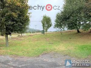 foto Pozemek 981 m2 u vodní plochy v obci Nový Dvůr.