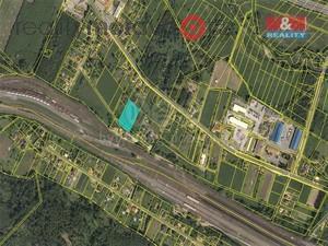 foto Prodej pole, 2298 m2, Ostrava-Bartovice