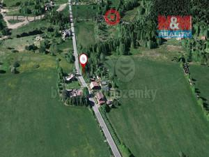 foto Prodej pozemku k bydlení, 963 m2, Krásná Lípa