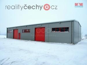 foto Pronájem výrobního / skladovací objektu, 250 m2, Staré Místo
