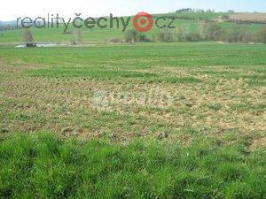 foto Pozemek v obci Drachkov, okres Benešov