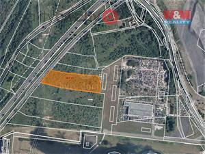 foto Prodej pole, 2661 m2, Kadaň-Prunéřov