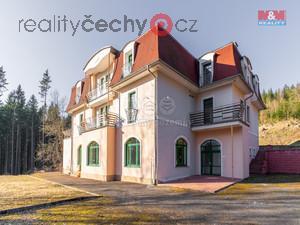 foto Prodej penzionu v Mariánských Lázních, ul. Zeyerova