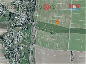 foto Prodej pole, 965 m2, Hradec nad Svitavou