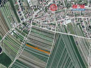 foto Prodej pole, 785 m2, Uherčice u Hustopečí