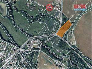 foto Prodej stavebního pozemku, 7368 m2, Česká Lípa-Manušice