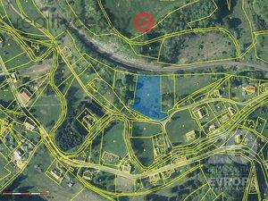 foto Prodej pozemku o rozloze 4647 m2 v obci Dědov