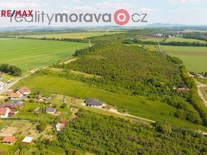 foto Výjimečný prodej exkluzivního pozemku, 16.353 m2, Medlov, Brno-venkov.