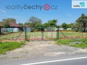 foto Prodej, stavební pozemek, 1000 m2, Poďousy